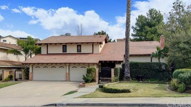 7310 E Kite Drive, Anaheim Hills, CA 92808 (#OC21026905) :: Windermere Homes & Estates