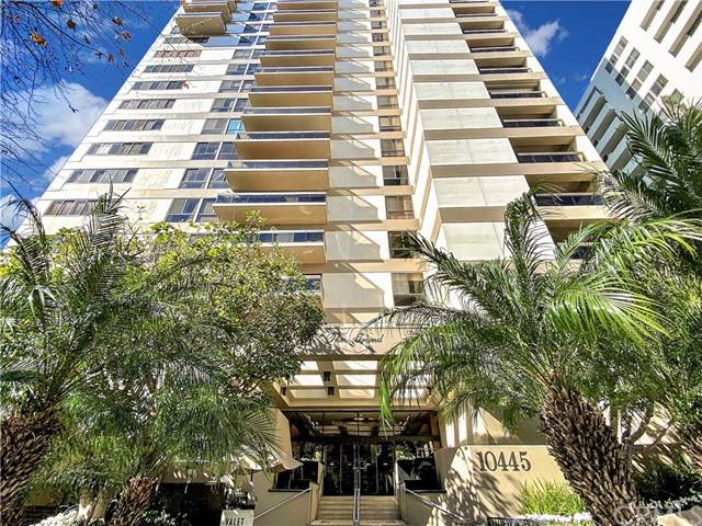 10445 Wilshire Boulevard #706, Los Angeles, CA 90024 (#303016240) :: Yarbrough Group