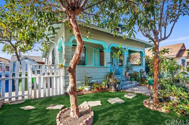 1731 S Normandie Avenue, Los Angeles, CA 90006 (#303016279) :: Compass