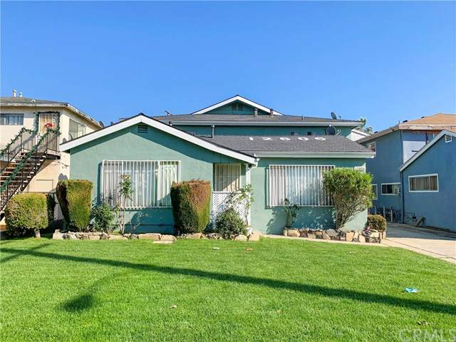 12606 Doty Avenue, Hawthorne, CA 90250 (#303016594) :: Compass