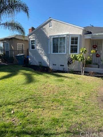 8977 San Juan Avenue, South Gate, CA 90280 (#303016841) :: The Stein Group