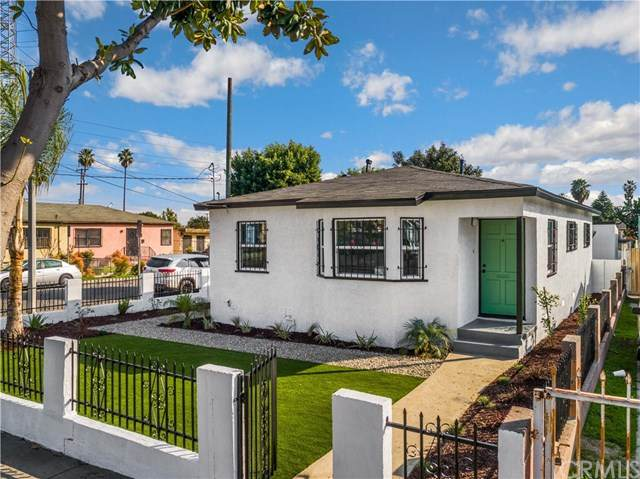 1370 E 96th Street, Los Angeles, CA 90002 (#303017103) :: The Stein Group