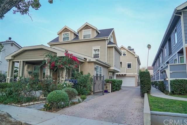 78 N Sierra Bonita Avenue #1, Pasadena, CA 91106 (#303017428) :: Cay, Carly & Patrick | Keller Williams