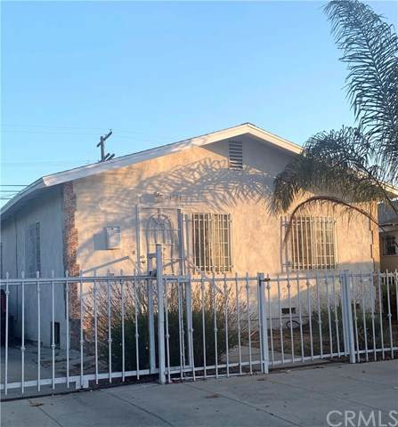 1324 W 66th Street, Los Angeles, CA 90044 (#303018986) :: The Stein Group