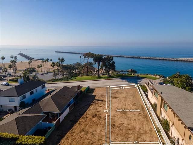 2808 Ocean, Corona Del Mar, CA 92625 (#NP21027930) :: The Legacy Real Estate Team