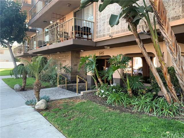 545 Chestnut Avenue #105, Long Beach, CA 90802 (#303019210) :: Carrie Filla & Associates
