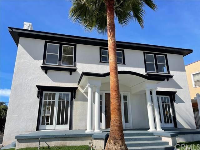 1029 Arlington Avenue, Los Angeles, CA 90019 (#303019798) :: Compass
