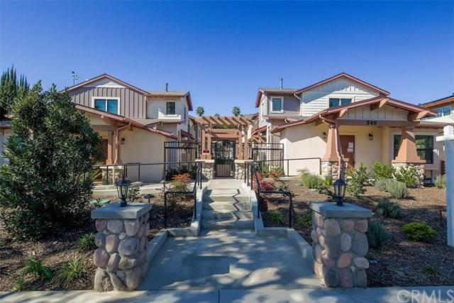 549 N Wilson Avenue #5, Pasadena, CA 91106 (#303020272) :: Cay, Carly & Patrick | Keller Williams