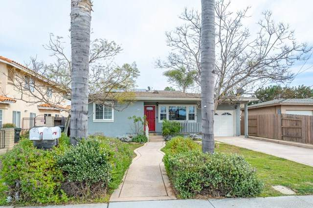 961 Florence Street, Imperial Beach, CA 91932 (#303020656) :: Yarbrough Group