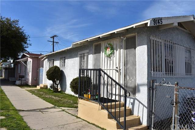 9145 Baring Cross Street, Los Angeles, CA 90044 (#303021115) :: The Stein Group