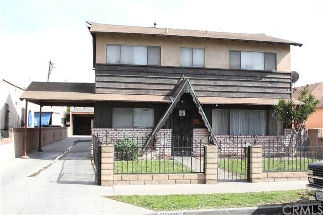 9318 Victoria Avenue, South Gate, CA 90280 (#303021403) :: The Stein Group