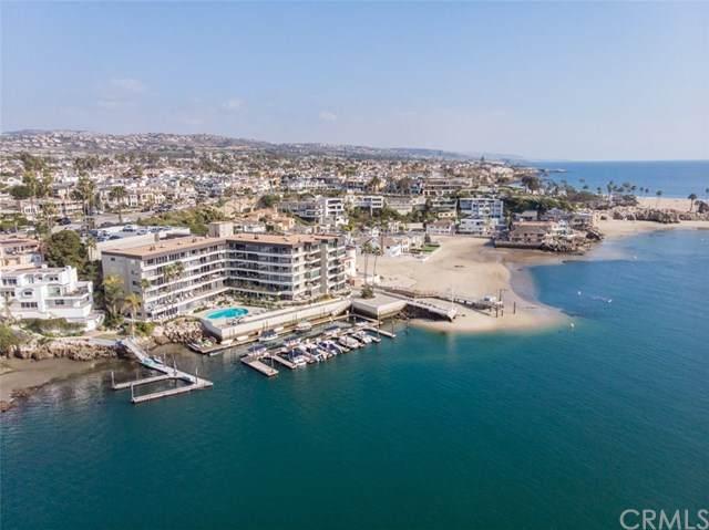 2525 Ocean Blvd 1C, Corona Del Mar, CA 92625 (#OC21031773) :: Wannebo Real Estate Group