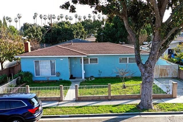 1110 E 71st Street, Long Beach, CA 90805 (#303021811) :: Compass