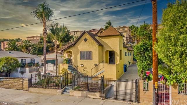 3361 City Terrace Drive, Los Angeles, CA 90063 (#303021813) :: Compass