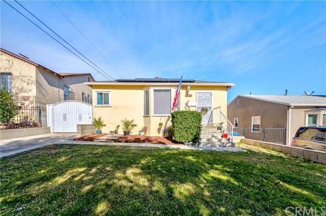 5211 Chester Street, El Sereno, CA 90032 (#303021904) :: Compass
