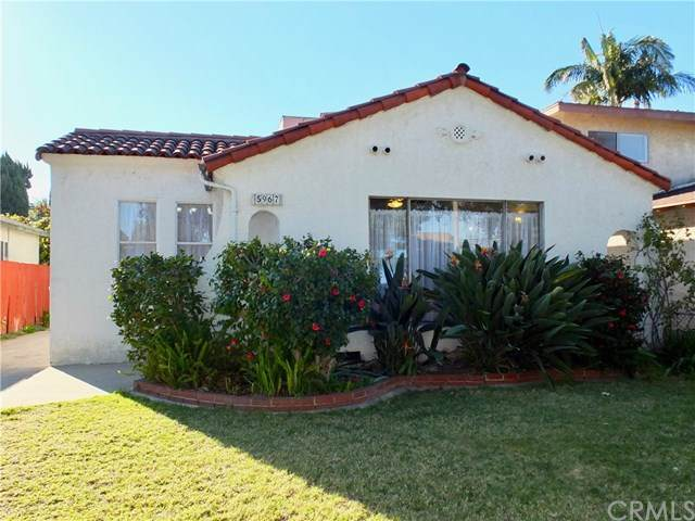 5967 Myrtle Avenue, Long Beach, CA 90805 (#303022027) :: Compass