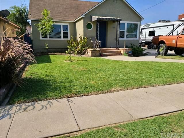 9922 Park Street, Bellflower, CA 90706 (#303022793) :: Compass