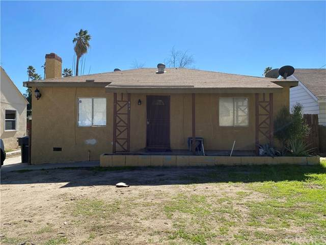 923 W 27th Street, San Bernardino, CA 92405 (#303023163) :: Compass