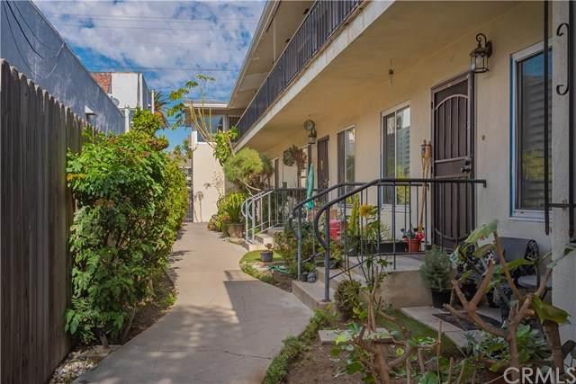 1227 E 1st Street 2F, Long Beach, CA 90802 (#303023464) :: Cay, Carly & Patrick | Keller Williams