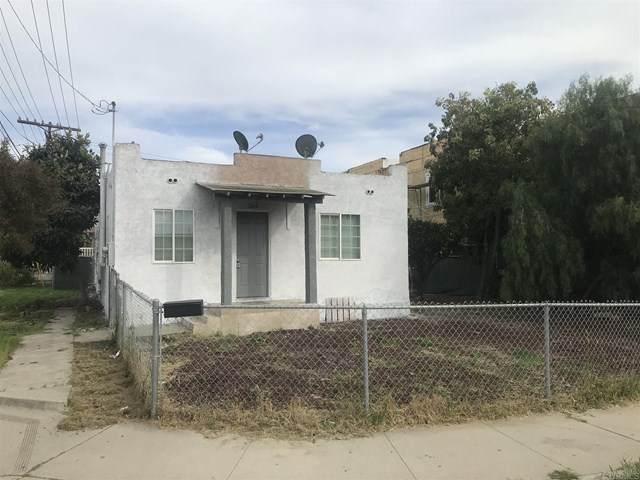 266 E Park Avenue, San Ysidro, CA 92173 (#303023954) :: Carrie Filla & Associates