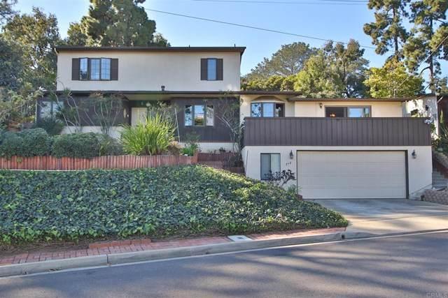 712 Tarento Drive, San Diego, CA 92106 (#303024136) :: Yarbrough Group