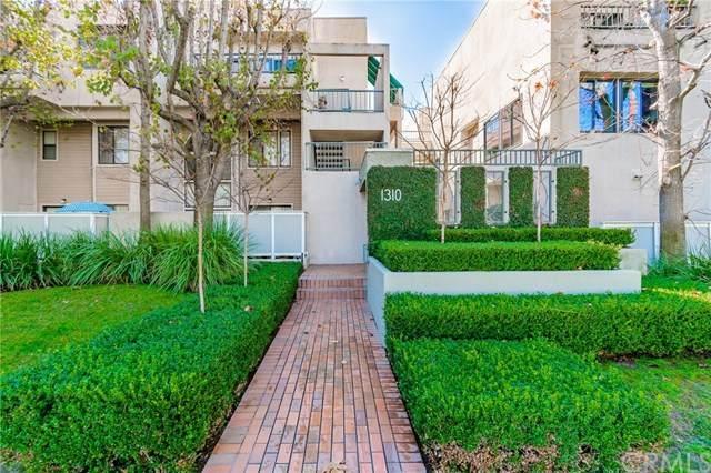 1310 E Orange Grove Boulevard #209, Pasadena, CA 91104 (#303024265) :: Compass