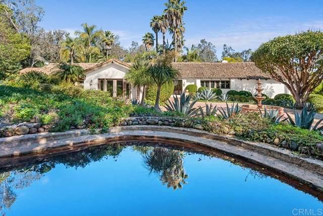 5340 Calzada Del Bosque, Rancho Santa Fe, CA 92067 (#303024437) :: San Diego Area Homes for Sale
