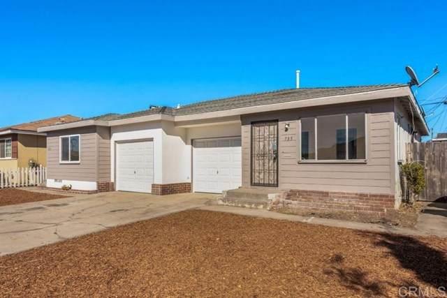 733 Woodlawn Avenue, Chula Vista, CA 91910 (#303024900) :: SD Luxe Group