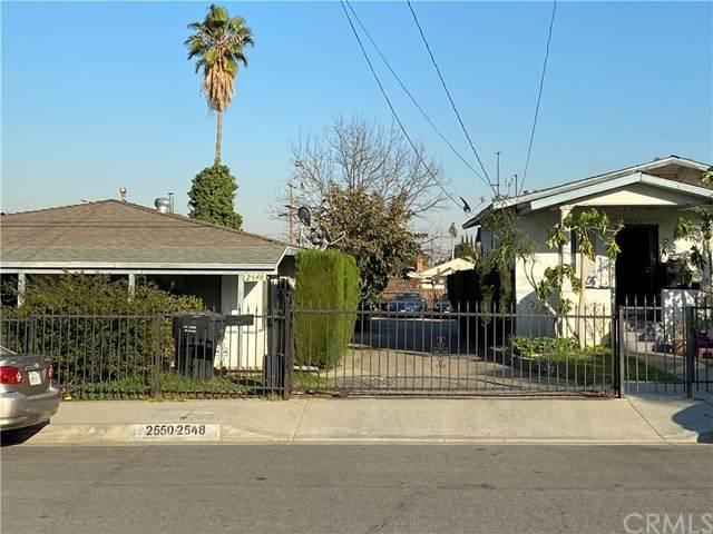 2546 Kelburn Avenue, Rosemead, CA 91770 (#303025329) :: Compass