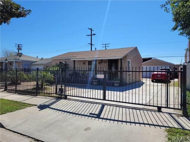 1244 E 127th Street, Los Angeles, CA 90059 (#303025369) :: Compass