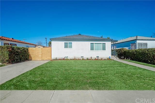 817 E 115th Street, Los Angeles, CA 90059 (#303025467) :: Compass