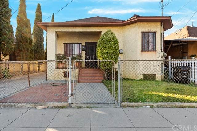 1933 Adair Street, Los Angeles, CA 90011 (#303025487) :: Cay, Carly & Patrick | Keller Williams