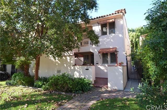 209 S Arnaz Drive, Beverly Hills, CA 90211 (#303025528) :: Compass