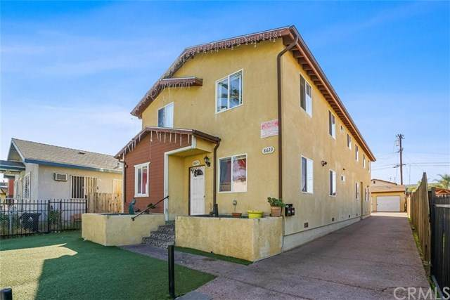 8625 Orchard Avenue, Los Angeles, CA 90044 (#303025745) :: The Stein Group
