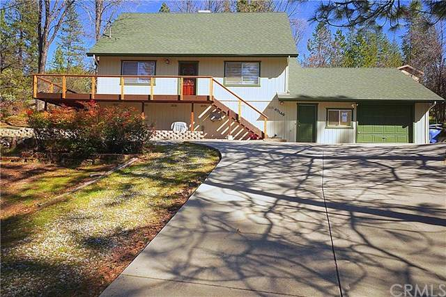 43149 W Sugar Pine Drive, Oakhurst, CA 93644 (#303025854) :: SD Luxe Group