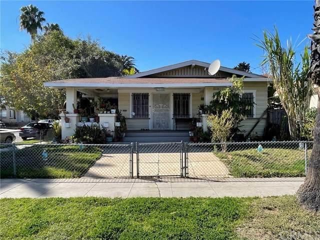 901 Walnut Avenue, Long Beach, CA 90813 (#303026005) :: Cay, Carly & Patrick | Keller Williams