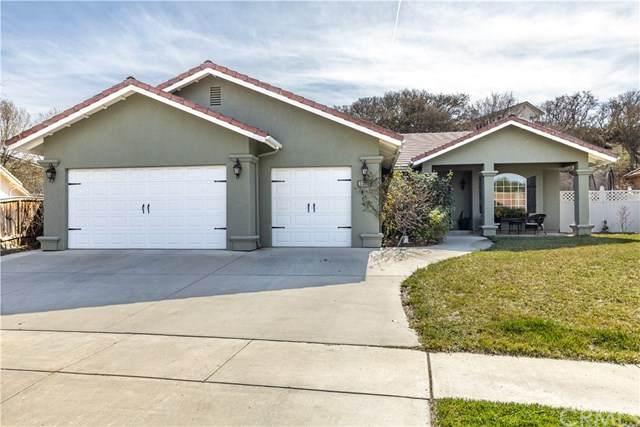 1202 Blue Oak Way, Paso Robles, CA 93446 (#303026133) :: Compass