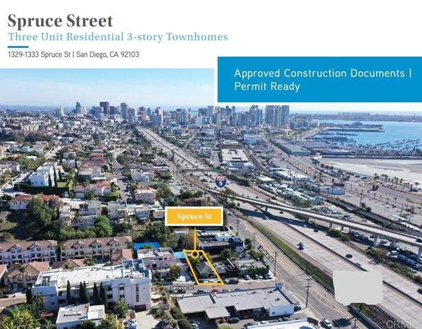 1333 Spruce, San Diego, CA 92103 (#NDP2101999) :: Dannecker & Associates