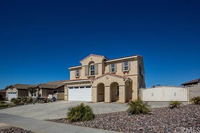 34648 Bella Vista Drive, Yucaipa, CA 92399 (#303026286) :: Compass