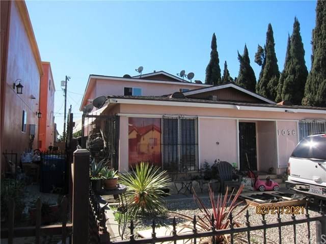 1036 E 24th Street, Los Angeles, CA 90011 (#303026328) :: Compass