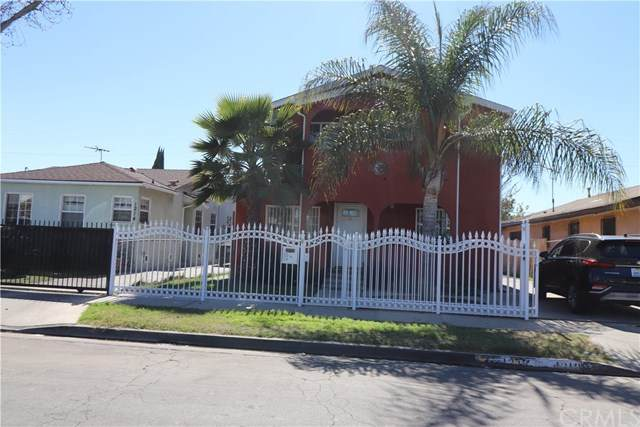 1210 E 73rd Street, Los Angeles, CA 90001 (#303026419) :: Compass