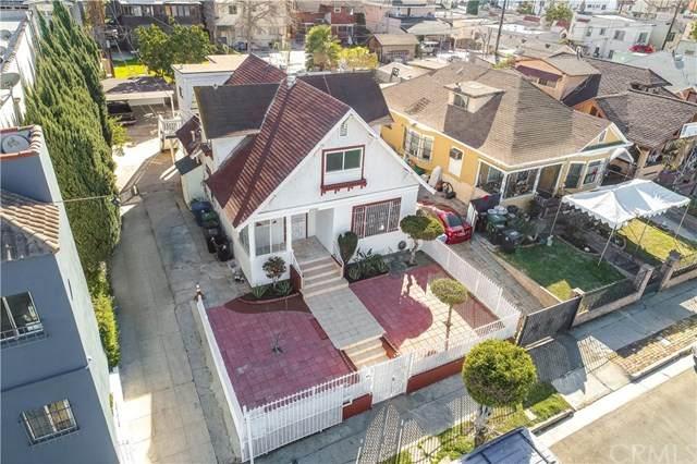 2950 W 14th Street, Los Angeles, CA 90006 (#303026574) :: Compass