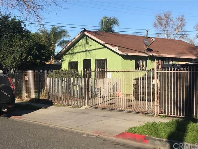 2004 N Short Avenue, Compton, CA 90221 (#303026620) :: Compass