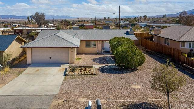 5385 Baileya Avenue, 29 Palms, CA 92277 (#303026886) :: The Legacy Real Estate Team