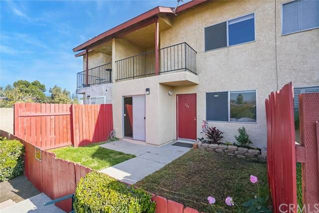 204 W Franklin Avenue, Pomona, CA 91766 (#303027109) :: Compass