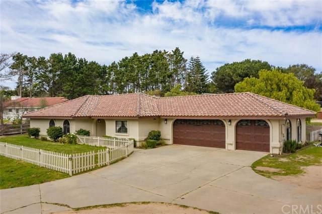 390 Mesa Road, Nipomo, CA 93444 (#303027165) :: SD Luxe Group
