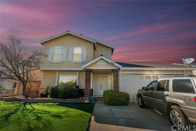 45121 17th Street, Lancaster, CA 93535 (#303027297) :: SD Luxe Group