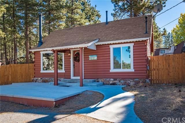 319 Arroyo Drive, Big Bear, CA 92315 (#303027408) :: Compass
