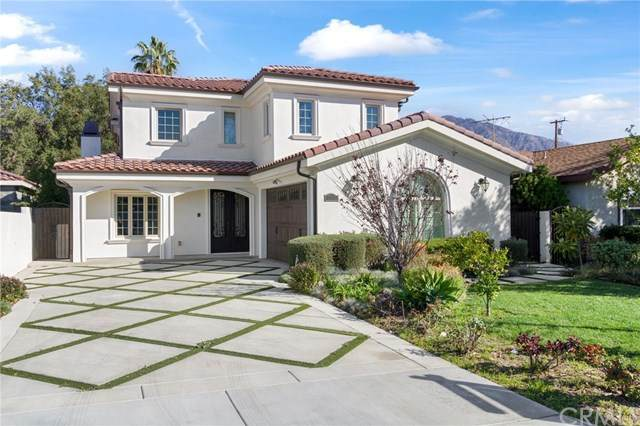 315 E Floral Avenue, Arcadia, CA 91006 (#303027446) :: Compass