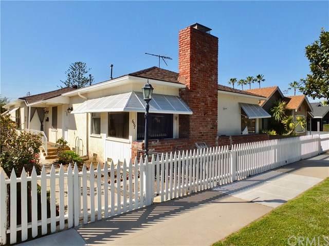 657 Quincy Avenue, Long Beach, CA 90814 (#PW21039529) :: The Mac Group
